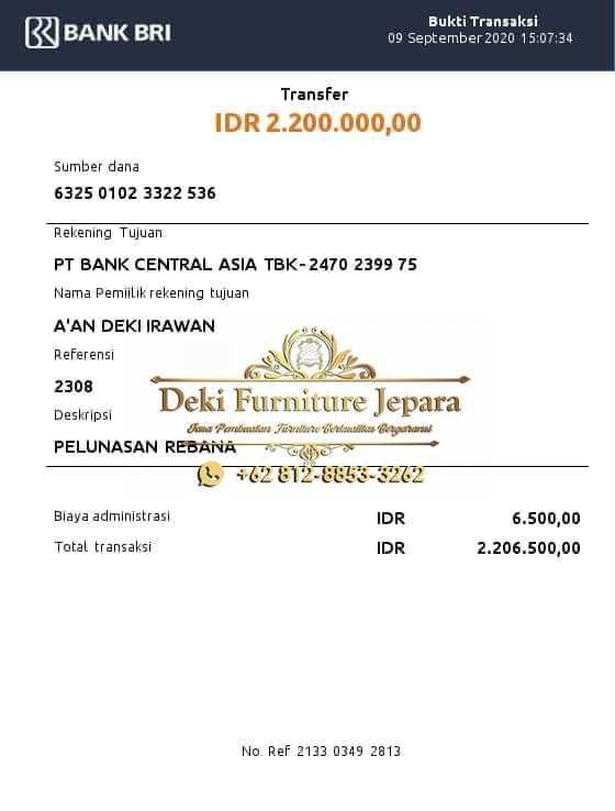 Testimony Defi Furniture Jepara, furniture jepara, toko mebel, toko furniture, furniture Jepara, Mebel Jepara